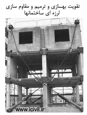 مقاوم سازی ساختمان